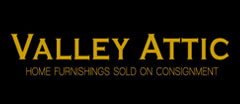 Valley Attic Furniture Consignment shop