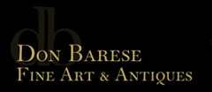 Don Barese Fine Arts & Antiques Antique logo