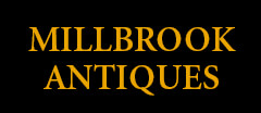 Millbrook Antiques & Prints Antique logo