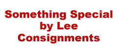 Something Special by Lee Consignments Furniture Consignment shop
