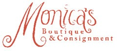 Monica's Boutique & Consignment Womens Consignment logo