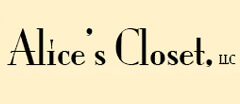 Alice's Closet Womens Consignment logo