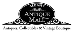 Albany Antique Mall Antique logo