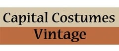 Capital Costumes & Vintage logo
