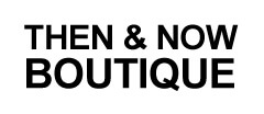 Then and Now Boutique Consignment Shop Womens Consignment logo