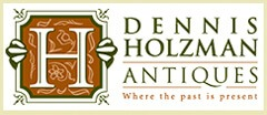 Dennis Holzman Antiques Antique shop