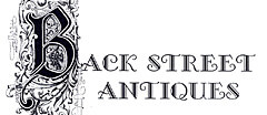 Back Street Antiques & Appraisal Company Antique shop