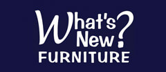 What's New? Furniture Furniture Consignment logo