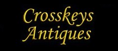 Crosskeys Antiques Antique logo