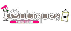 Cutiques, Etc. Furniture Consignment logo