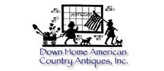 Down Home American Country Antiques Antique shop
