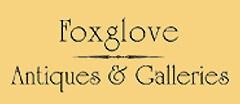 Foxglove Antiques Antique logo