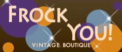 Frock You Vintage Clothing Vintage shop