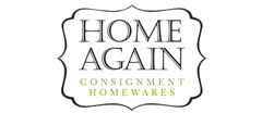 Home Again Furniture Consignment logo