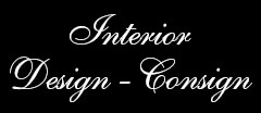 Interior Design - Consign Furniture Consignment shop