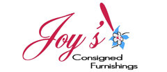 Joy's Consigned Furnishings Furniture Consignment shop