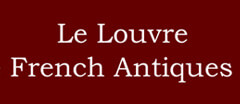 Le Louvre French Antiques Antique shop