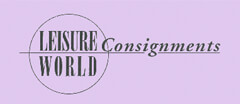 Leisure World Consignment Furniture Consignment shop
