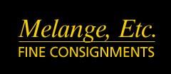 Melange Etc. Fine Consignments Furniture Consignment shop