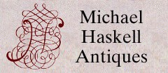 Michael Haskell Antiques Antique shop