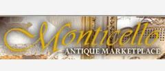Monticello Antique Marketplace Antique logo