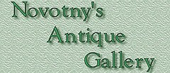 Novotny's Antiques & Estate Sale Services Antique shop
