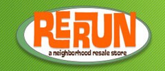ReRun Consignment & Resale Furniture Consignment logo