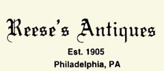 Reese's Antiques logo