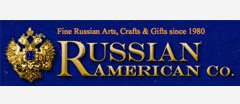 Russian American Company Antique logo