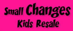Small Changes Kids Childrens Consignment shop