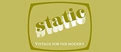 Static Vintage Vintage logo