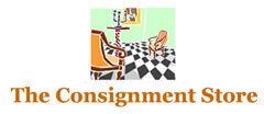 The Consignment Store Furniture Consignment logo