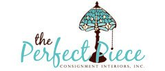 The Perfect Piece Consignment & Estate Liquidators, Inc. Furniture Consignment logo