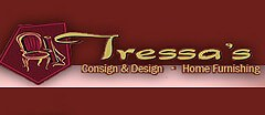 Tressa's Consign & Design Furniture Consignment logo