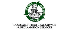 Doc's Architectural Salvage & Reclamation Services Antique shop