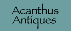 Acanthus Antiques Antique shop