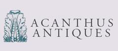 Acanthus Antiques Antique logo