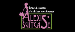 Alexis' Suitcase Womens Consignment logo