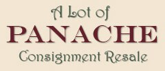A Lot of Panache Womens Consignment shop