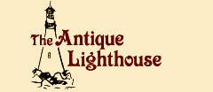 The Antique Lighthouse Antique logo