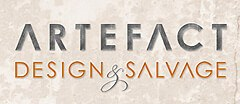Artefact Design & Salvage Antique logo