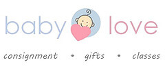 Baby Love Childrens Consignment logo