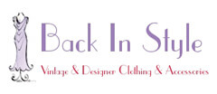 Back In Style Vintage shop
