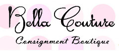 Bella Couture Consignment Boutique logo