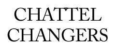 Chattel Changers Furniture Consignment shop
