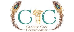 Classic City Consignment Furniture Consignment logo