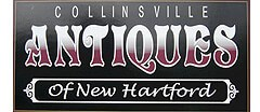 The Collinsville Antiques Co. of New Hartford logo