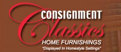 Consignment Classics Home Furnishings Furniture Consignment logo