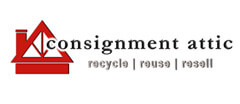 Consignment Attic Furniture Consignment logo