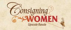 Consigning Women Womens Consignment logo